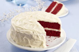 $250 Red Cake